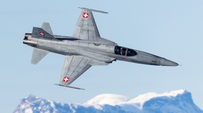 Photo ID 201415 by Andreas Zeitler - Flying-Wings. Switzerland Air Force Northrop F 5E Tiger II, J 3070