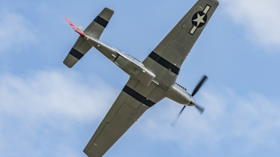Photo ID 201452 by Martin Thoeni - Powerplanes. Private Private North American TF 51D Mustang, PH VDF