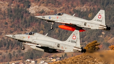 Photo ID 201403 by Mick Balter - mbaviation-images. Switzerland Air Force Northrop F 5E Tiger II, J 3094