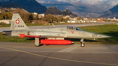Photo ID 201402 by Mick Balter - mbaviation-images. Switzerland Air Force Northrop F 5E Tiger II, J 3044