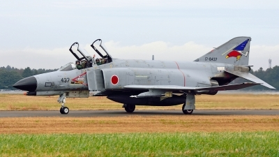 Photo ID 201437 by Atsushi Kameda. Japan Air Force McDonnell Douglas F 4EJ KAI Phantom II, 17 8437