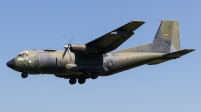 Photo ID 201488 by Andreas Zeitler - Flying-Wings. Germany Air Force Transport Allianz C 160D, 50 42