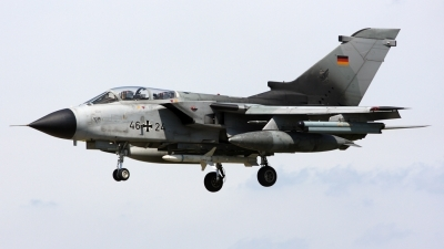 Photo ID 23832 by Roberto Bianchi. Germany Air Force Panavia Tornado ECR, 46 24