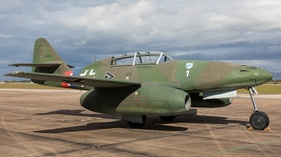 Photo ID 201558 by Andreas Zeitler - Flying-Wings. Private Collings Foundation Messerschmitt Me 262B 1c Replica, N262AZ