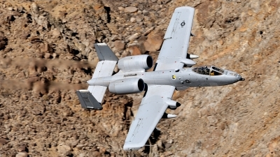 Photo ID 201600 by Rob Tabor. USA Air Force Fairchild A 10C Thunderbolt II, 79 0202