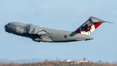 Photo ID 201614 by Hector Rivera - Puerto Rico Spotter. Canada Air Force Boeing CC 177 Globemaster III, 177704