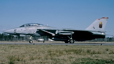 Photo ID 201691 by David F. Brown. USA Navy Grumman F 14B Tomcat, 163409