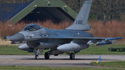 Photo ID 201817 by Rainer Mueller. Netherlands Air Force General Dynamics F 16AM Fighting Falcon, J 002