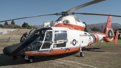 Photo ID 201883 by W.A.Kazior. USA Coast Guard Aerospatiale MH 65D Dolphin SA 366G 1, 6586