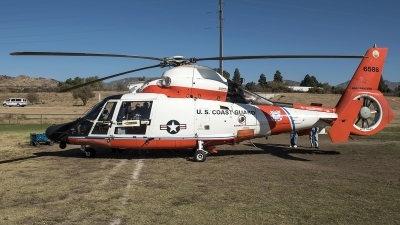 Photo ID 201882 by W.A.Kazior. USA Coast Guard Aerospatiale MH 65D Dolphin SA 366G 1, 6586