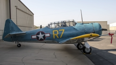 Photo ID 202166 by W.A.Kazior. Private Planes of Fame Air Museum North American SNJ 5 Texan, N3375G