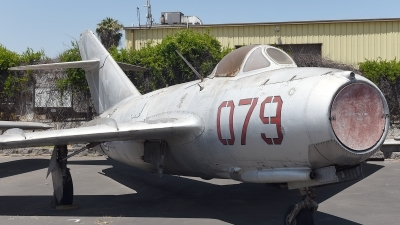 Photo ID 201946 by W.A.Kazior. Private Planes of Fame Air Museum Mikoyan Gurevich MiG 15bis, 079
