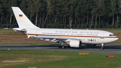 Photo ID 201961 by Daniel Thiel. Germany Air Force Airbus A310 304, 10 22