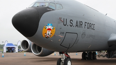 Photo ID 201964 by Fernando Sousa. USA Air Force Boeing KC 135R Stratotanker 717 100, 58 0100