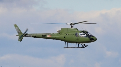 Photo ID 202010 by Milos Ruza. Hungary Air Force Aerospatiale AS 350B Ecureuil, 101