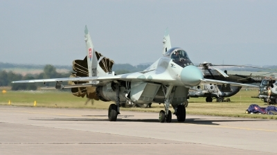 Photo ID 202013 by Milos Ruza. Slovakia Air Force Mikoyan Gurevich MiG 29AS, 3911