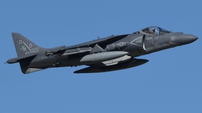Photo ID 202049 by Hans-Werner Klein. USA Marines McDonnell Douglas AV 8B Harrier ll, 164549