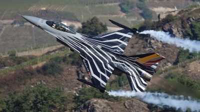 Photo ID 202040 by Ludwig Isch. Belgium Air Force General Dynamics F 16AM Fighting Falcon, FA 123