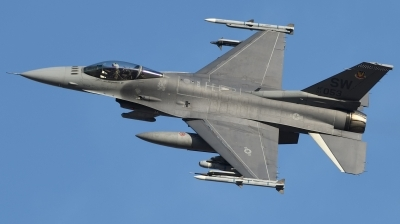 Photo ID 202077 by Hans-Werner Klein. USA Air Force General Dynamics F 16C Fighting Falcon, 01 7053