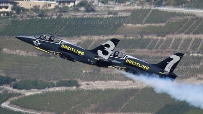 Photo ID 202085 by Ludwig Isch. Private Breitling Jet Team Aero L 39C Albatros, ES YLX