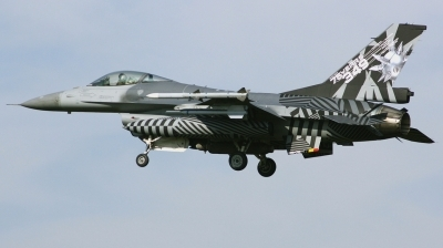 Photo ID 202096 by Arie van Groen. Belgium Air Force General Dynamics F 16AM Fighting Falcon, FA 70