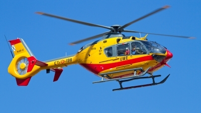 Photo ID 202099 by Manuel LLama-Costa Del Sol Spotting Aviation. Spain UME Eurocopter EC 135T2, HU 26 12