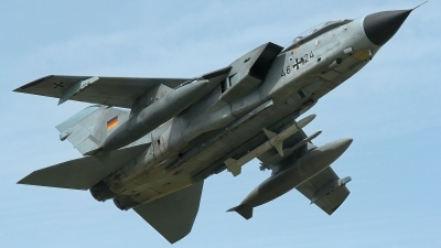 Photo ID 202106 by Rainer Mueller. Germany Air Force Panavia Tornado ECR, 46 24