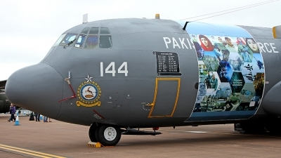 Photo ID 202114 by Fernando Sousa. Pakistan Air Force Lockheed L 100 Hercules L 382B, 4144