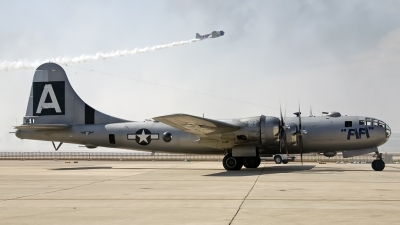 Photo ID 202224 by D. A. Geerts. Private Commemorative Air Force Boeing B 29A Superfortress, NX529B