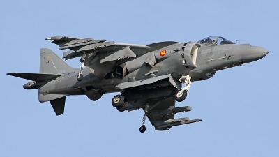 Photo ID 202256 by Fernando Sousa. Spain Navy McDonnell Douglas EAV 8B Harrier II, VA 1B 36