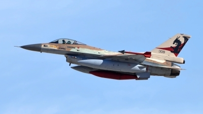 Photo ID 202247 by Marc van Zon. Israel Air Force General Dynamics F 16C Fighting Falcon, 309