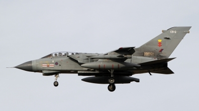 Photo ID 202260 by Liam West. UK Air Force Panavia Tornado GR4, ZA560