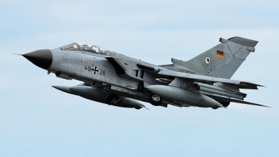 Photo ID 202305 by Rainer Mueller. Germany Air Force Panavia Tornado ECR, 46 36