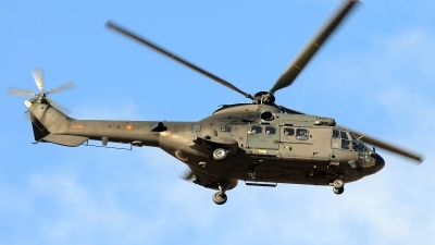 Photo ID 202325 by Rafael Alvarez Cacho. Spain Army Aerospatiale AS 532UL Cougar, HT 27 12