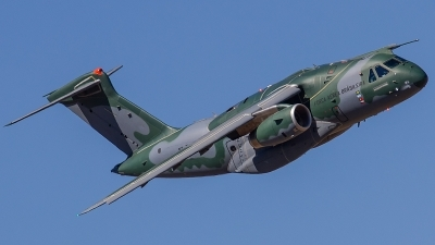 Photo ID 202311 by Filipe Barros. Brazil Air Force Embraer KC 390, PT ZNJ