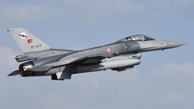 Photo ID 202337 by M.Schmal. Turkey Air Force General Dynamics F 16C Fighting Falcon, 07 1014