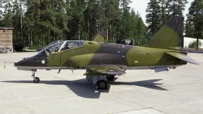 Photo ID 202372 by Chris Lofting. Finland Air Force British Aerospace Hawk Mk 51, HW 310