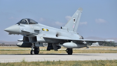 Photo ID 202394 by M.Schmal. UK Air Force Eurofighter Typhoon FGR4, ZJ935