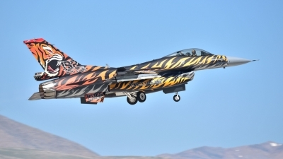 Photo ID 202395 by M.Schmal. Turkey Air Force General Dynamics F 16C Fighting Falcon, 92 0014