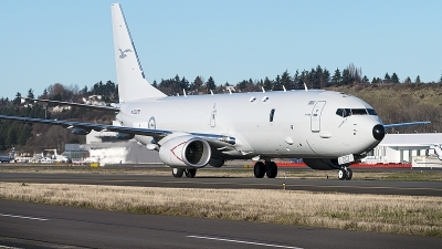 Photo ID 202433 by Aaron C. Rhodes. Australia Air Force Boeing P 8A Poseidon 737 800ERX, N862DS