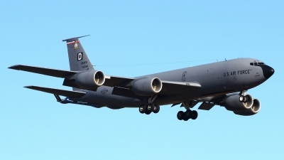 Photo ID 202423 by Manuel Fernandez. USA Air Force Boeing KC 135R Stratotanker 717 100, 61 0288