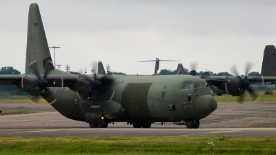 Photo ID 202478 by Lukas Kinneswenger. UK Air Force Lockheed Martin Hercules C4 C 130J 30 L 382, ZH875