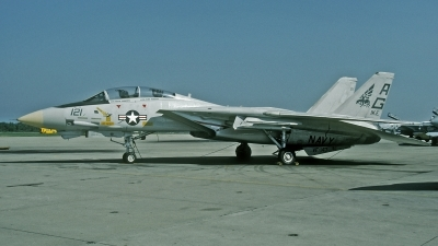 Photo ID 202489 by David F. Brown. USA Navy Grumman F 14A Tomcat, 161426
