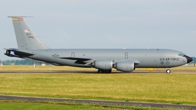 Photo ID 202594 by Lukas Kinneswenger. USA Air Force Boeing KC 135R Stratotanker 717 100, 57 1493