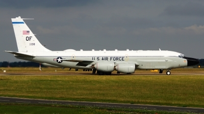 Photo ID 202635 by Lukas Kinneswenger. USA Air Force Boeing RC 135W Rivet Joint 717 158, 62 4138