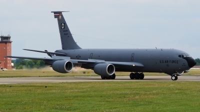 Photo ID 202634 by Lukas Kinneswenger. USA Air Force Boeing KC 135R Stratotanker 717 100, 61 0321