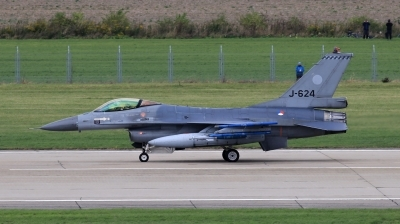 Photo ID 202668 by Milos Ruza. Netherlands Air Force General Dynamics F 16AM Fighting Falcon, J 624
