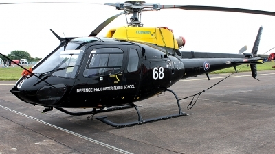 Photo ID 202700 by Fernando Sousa. UK Air Force Aerospatiale Squirrel HT1 AS 350B, ZJ268
