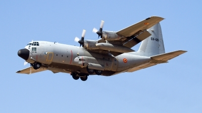 Photo ID 202722 by Manuel LLama-Costa Del Sol Spotting Aviation. Belgium Air Force Lockheed C 130H Hercules L 382, CH 09