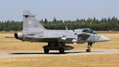 Photo ID 202763 by Milos Ruza. Hungary Air Force Saab JAS 39 EBS HU C Gripen, 30
